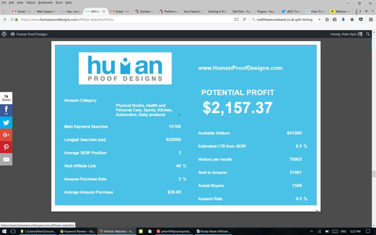 HPD Profit Analysis