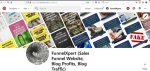 FunnelXpert Pinterest account