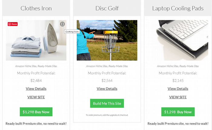 affiliate sites iron-disc golf-cooling pads