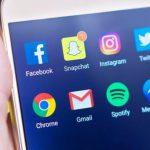phone social media