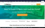 AutoGrow.co 6 Figure Sales Funnel Course, by Matt Ackerson