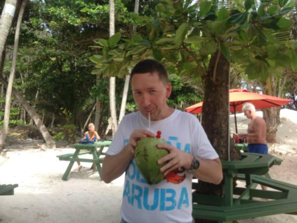 Peter Nyiri coconut