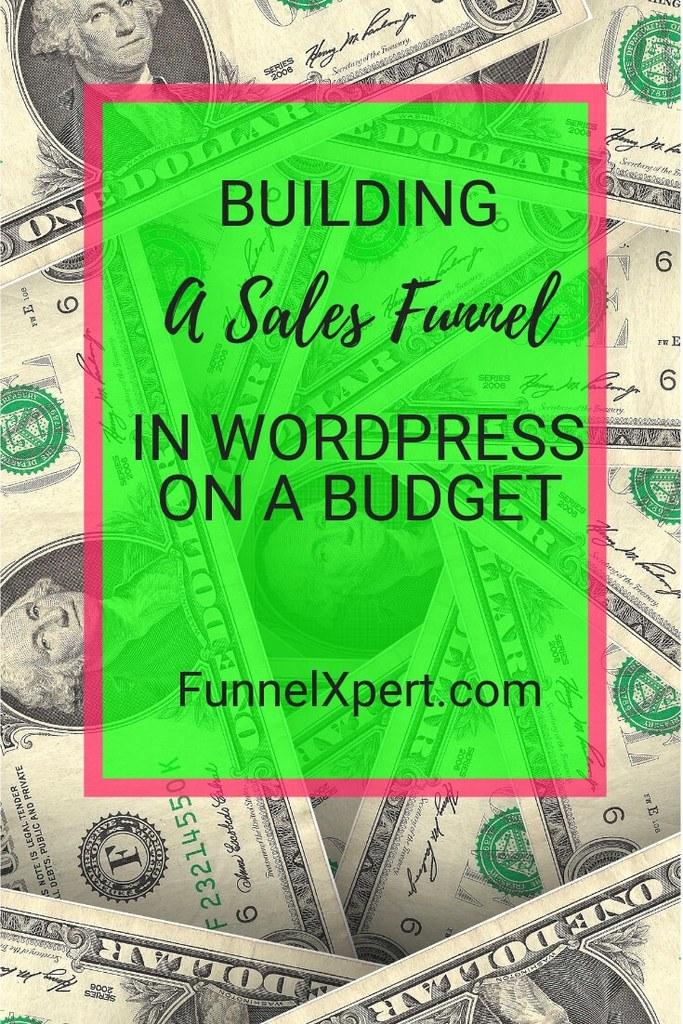 Building Sales Funnel WordPress