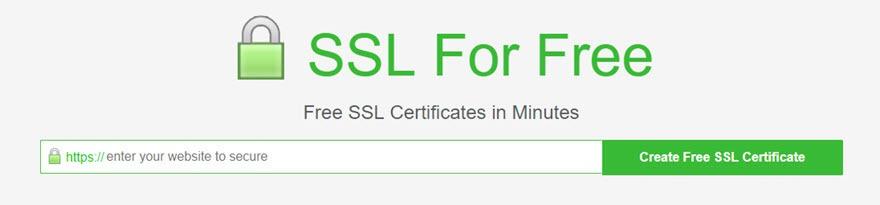 SSL-for-Free