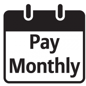 pay monthly