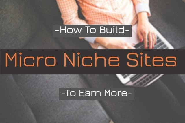 Build Micro Niche Blog