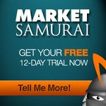 Market Samurai Banner