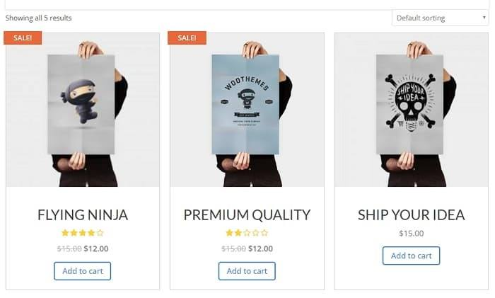 thrive themes woocommerce